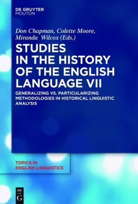 Studies in the History of the English Language VII