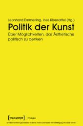 Politik der Kunst