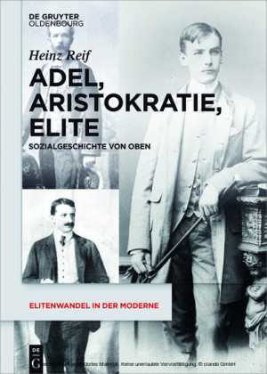 Adel, Aristokratie, Elite