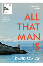 All That Man Is Cover