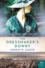 The Dressmaker's Dowry Cover
