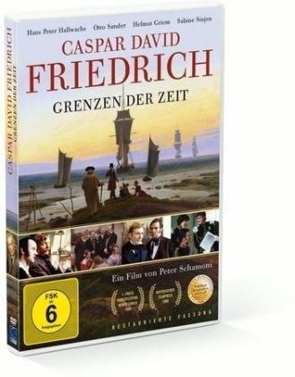 Caspar David Friedrich - Grenzen der Zeit