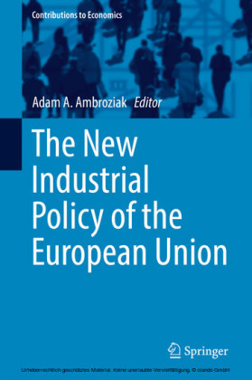The New Industrial Policy of the European Union
