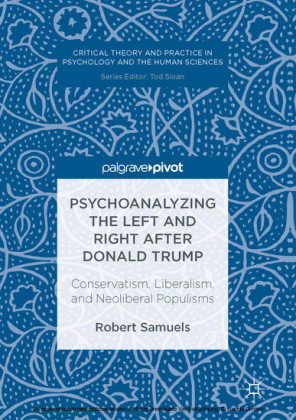 Psychoanalyzing the Left and Right after Donald Trump