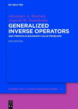 Generalized Inverse Operators