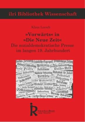 """""""Vorwärts"""" in """"Die Neue Zeit"""""""