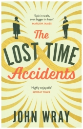 The Lost Time Accidents Cover