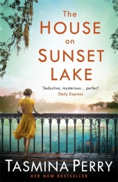 The House on Sunset Lake Cover