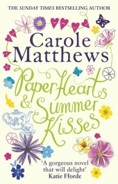 Paper Hearts and Summer Kisses Cover