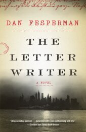 The Letter Writer Cover