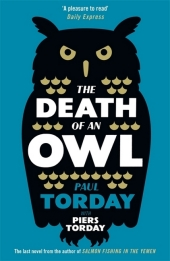 The Death of an Owl Cover
