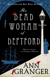 The Dead Woman of Deptford Cover