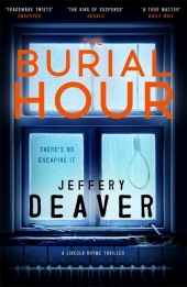 The Burial Hour Cover