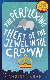 The Perplexing Theft of the Jewel in the Crown Cover