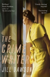 The Crime Writer Cover