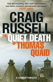 The Quiet Death of Thomas Quaid Cover