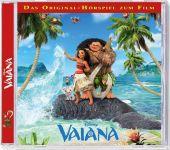 Vaiana, 1 Audio-CD Cover