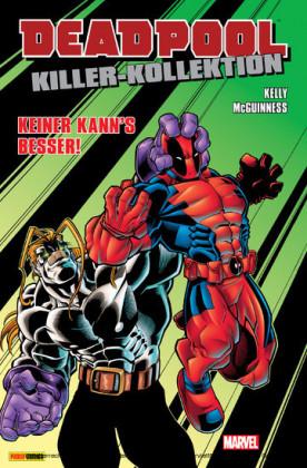 Deadpool Killer-Kollektion 3 - Keiner kann's besser