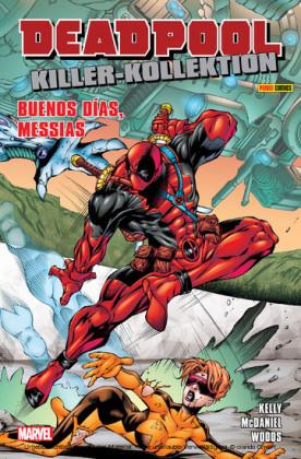 Deadpool Killer-Kollektion 7 - Buenos Dias Messias