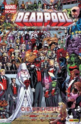 Marvel Now! Deadpool 5 - Die Hochzeit