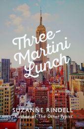 Three-Martini Lunch Cover