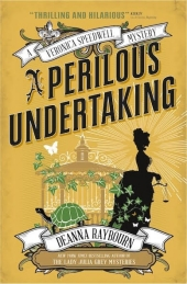A Perilous Undertaking Cover
