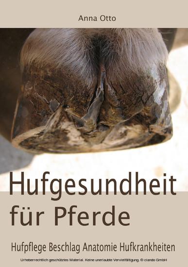 Hufgesundheit für Pferde (eBook)   HOFER life