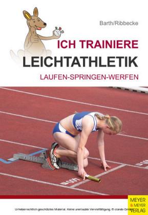 Ich trainiere Leichtathletik