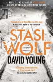 Stasi Wolf Cover
