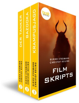 Filmscripts - Dreimal E-Book-Kino