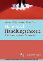 Handbuch Handlungstheorie