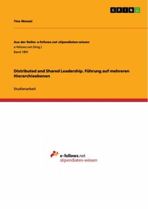 Distributed and Shared Leadership. Führung auf mehreren Hierarchieebenen