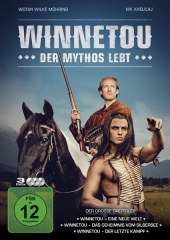 Winnetou - Der Mythos lebt, 3 DVD