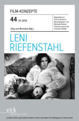 Film-Konzepte 44: Leni Riefenstahl
