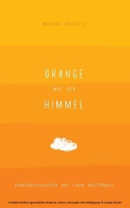 Orange wie der Himmel