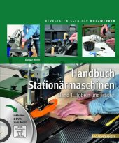 Handbuch Stationärmaschinen, m. 2 DVDs Cover