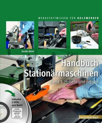 Handbuch Stationärmaschinen, m. 2 DVDs