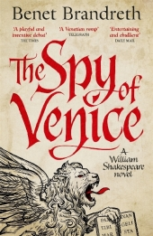 The Spy of Venice Cover