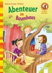 Abenteuer im Baumhaus Cover