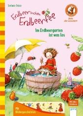 Erdbeerinchen Erdbeerfee - Im Erdbeergarten ist was los Cover