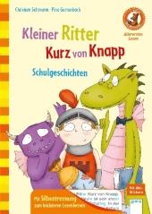Kleiner Ritter Kurz von Knapp - Schulgeschichten Cover
