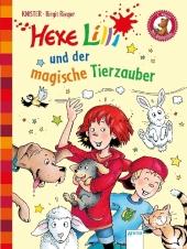 Hexe Lilli und der magische Tierzauber Cover