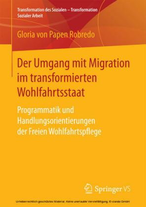 Der Umgang mit Migration im transformierten Wohlfahrtsstaat