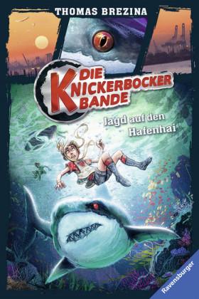Die Knickerbocker-Bande 12: Jagd auf den Hafenhai