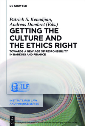 Getting the Culture and the Ethics Right