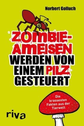 Zombieameisen werden von einem Pilz gesteuert