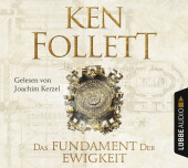 Das Fundament der Ewigkeit, 12 Audio-CDs Cover