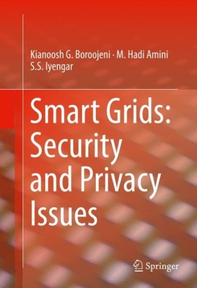 Smart Grids: Security and Privacy Issues