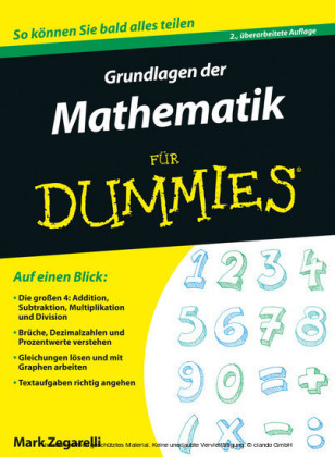 Grundlagen der Mathematik für Dummies
