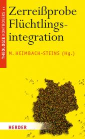 Zerreißprobe Flüchtlingsintegration Cover